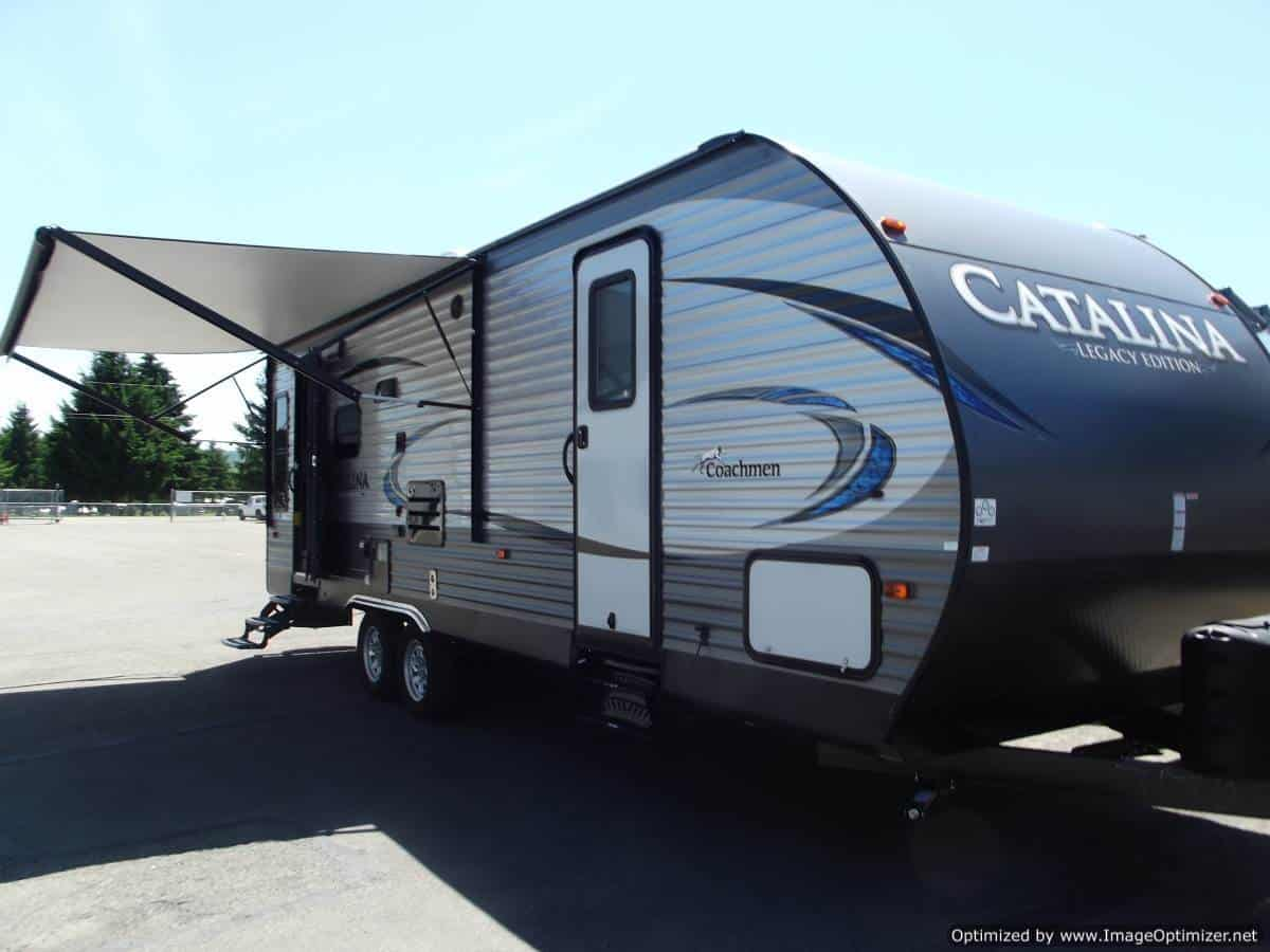 NEW 2019 FOREST RIVER COACHMEN CATALINA 263RLS