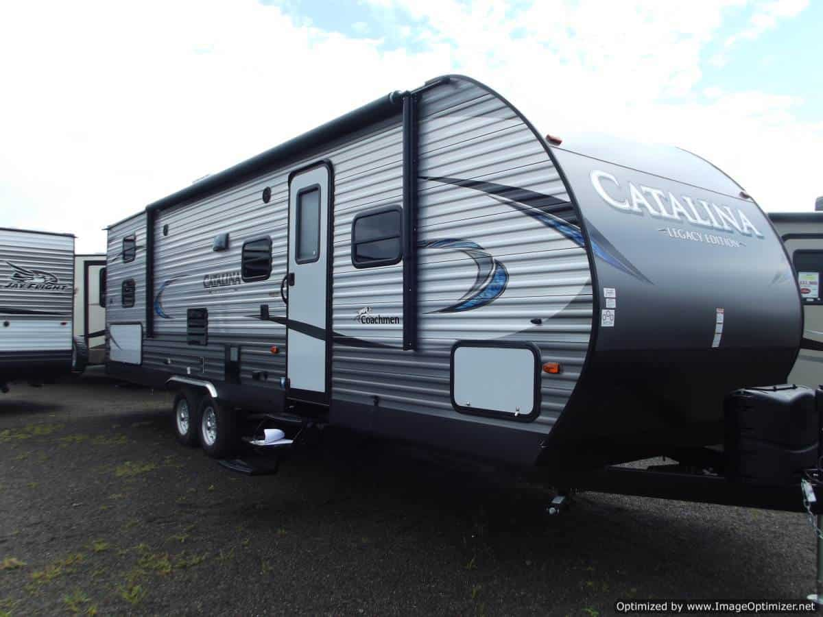NEW 2019 FOREST RIVER COACHMEN CATALINA 293QBCKLE