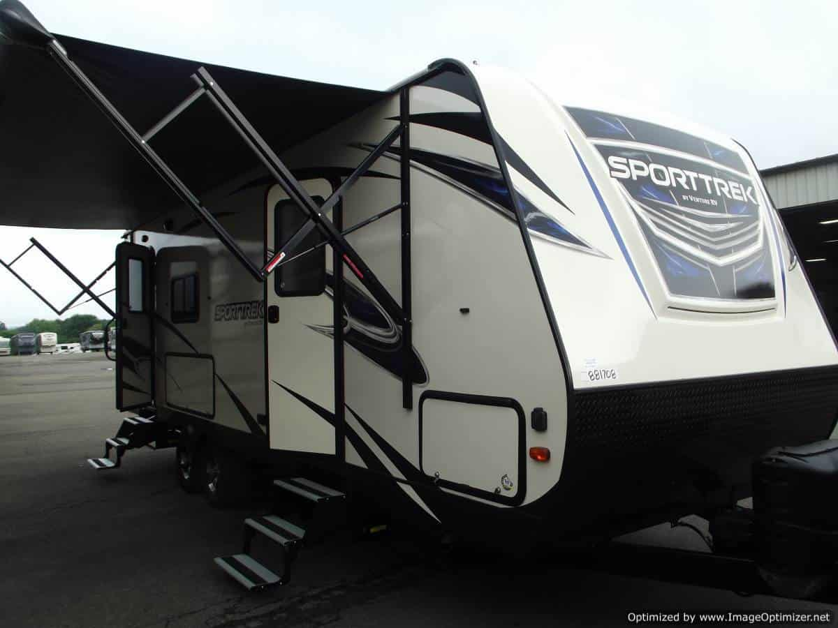 NEW 2019 Venture Rv Kz-sport Trek 251VRK