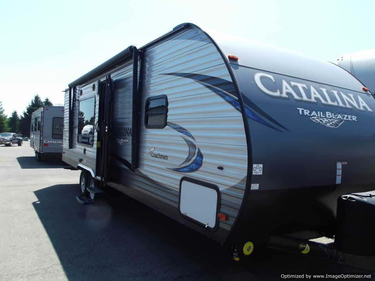 NEW 2019 FOREST RIVER COACHMEN CATALINA 26TH