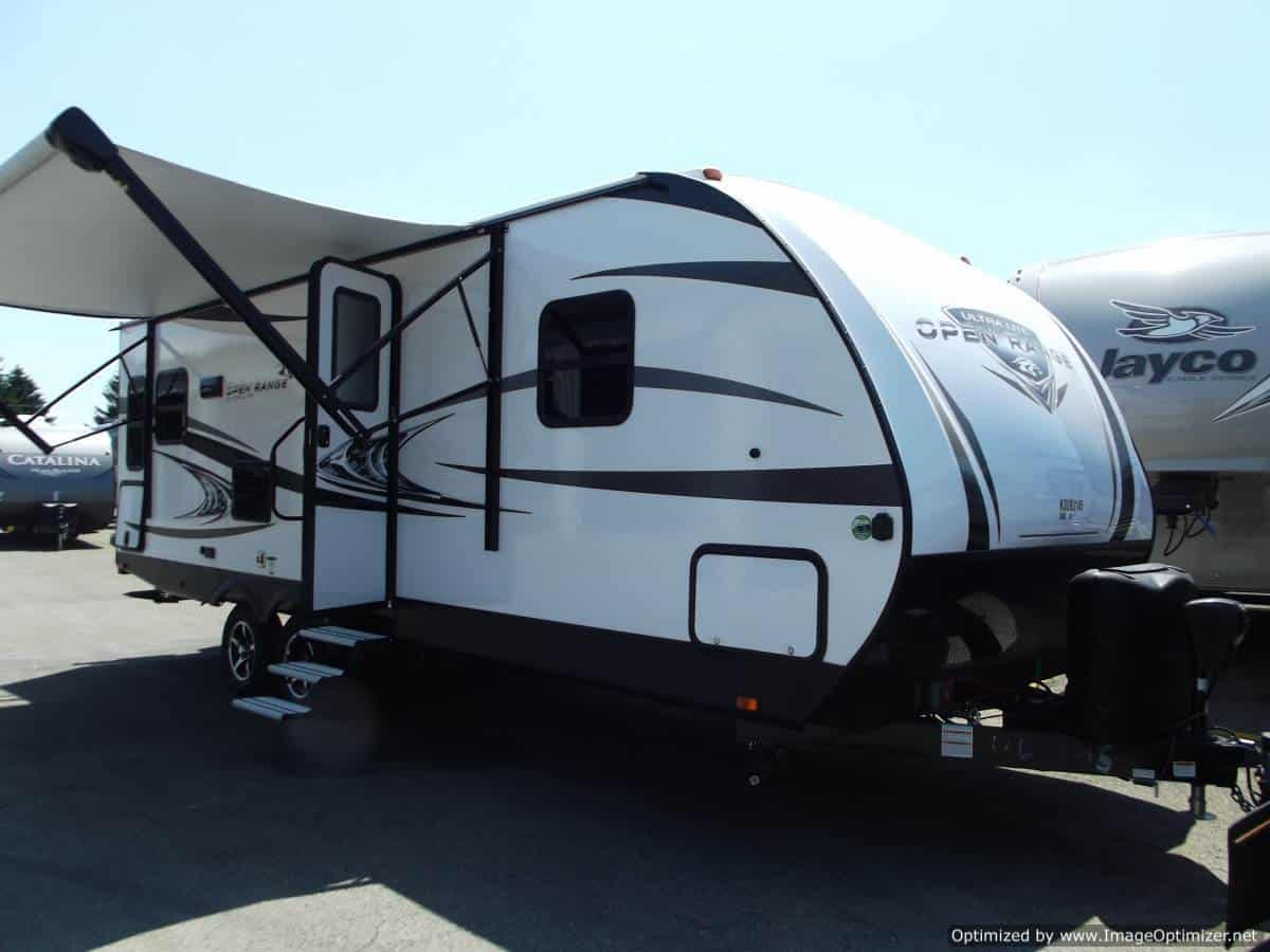 NEW 2019 HIGHLAND RIDGE OPEN RANGE ULTRA LITE 2410RL