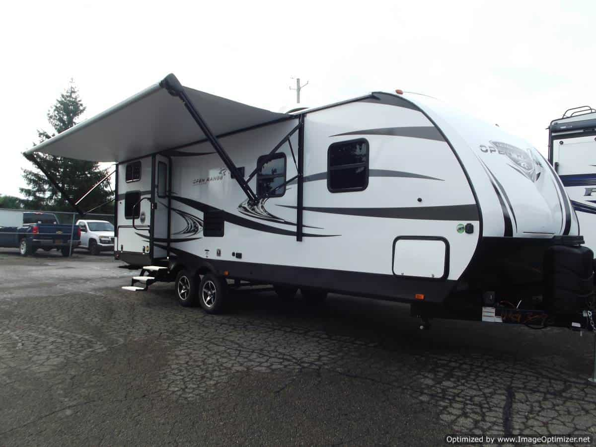 NEW 2019 HIGHLAND RIDGE OPEN RANGE ULTRA LITE 2802BH