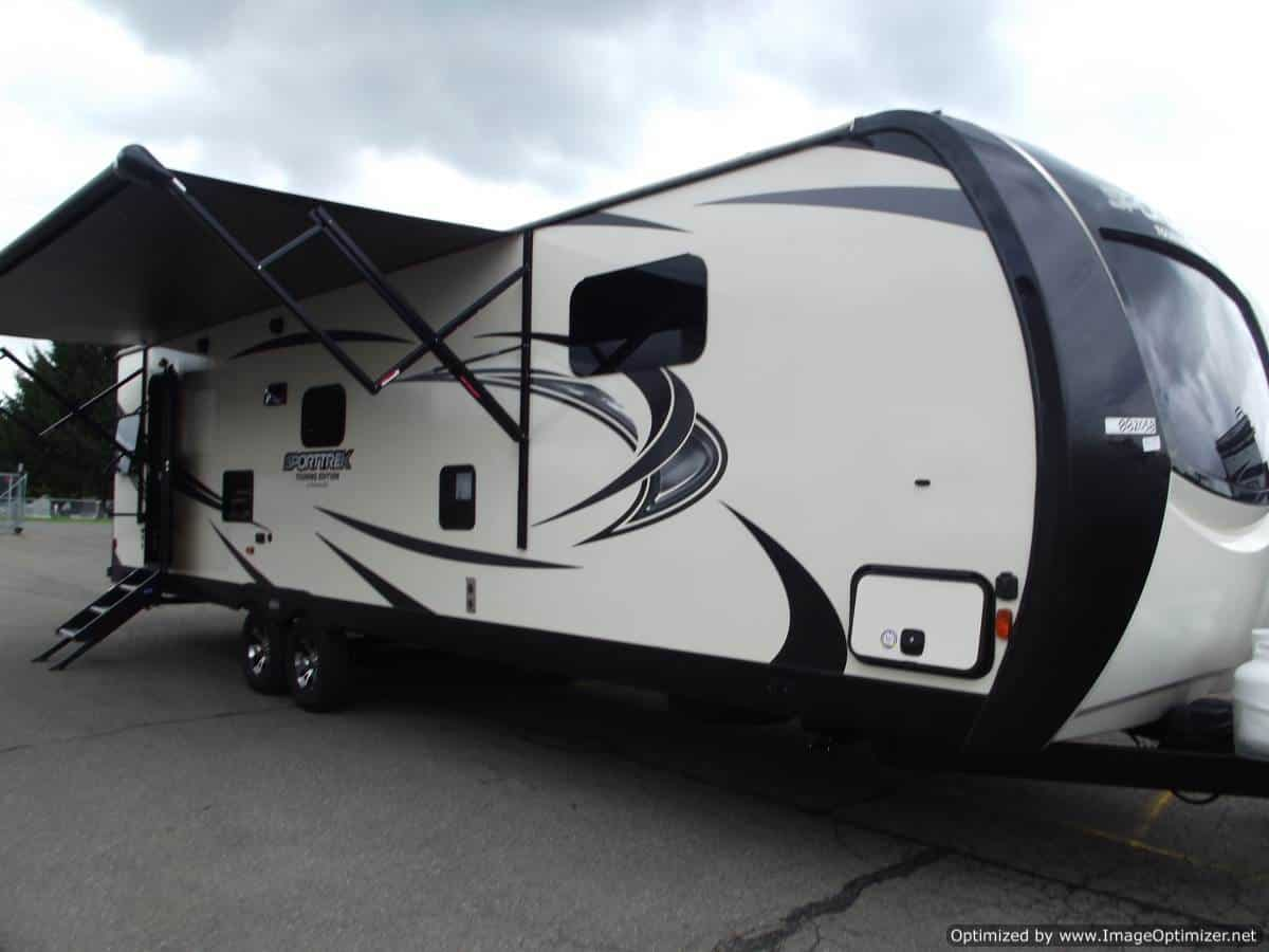 NEW 2019 VENTURE RV SPORT TREK 322VRL