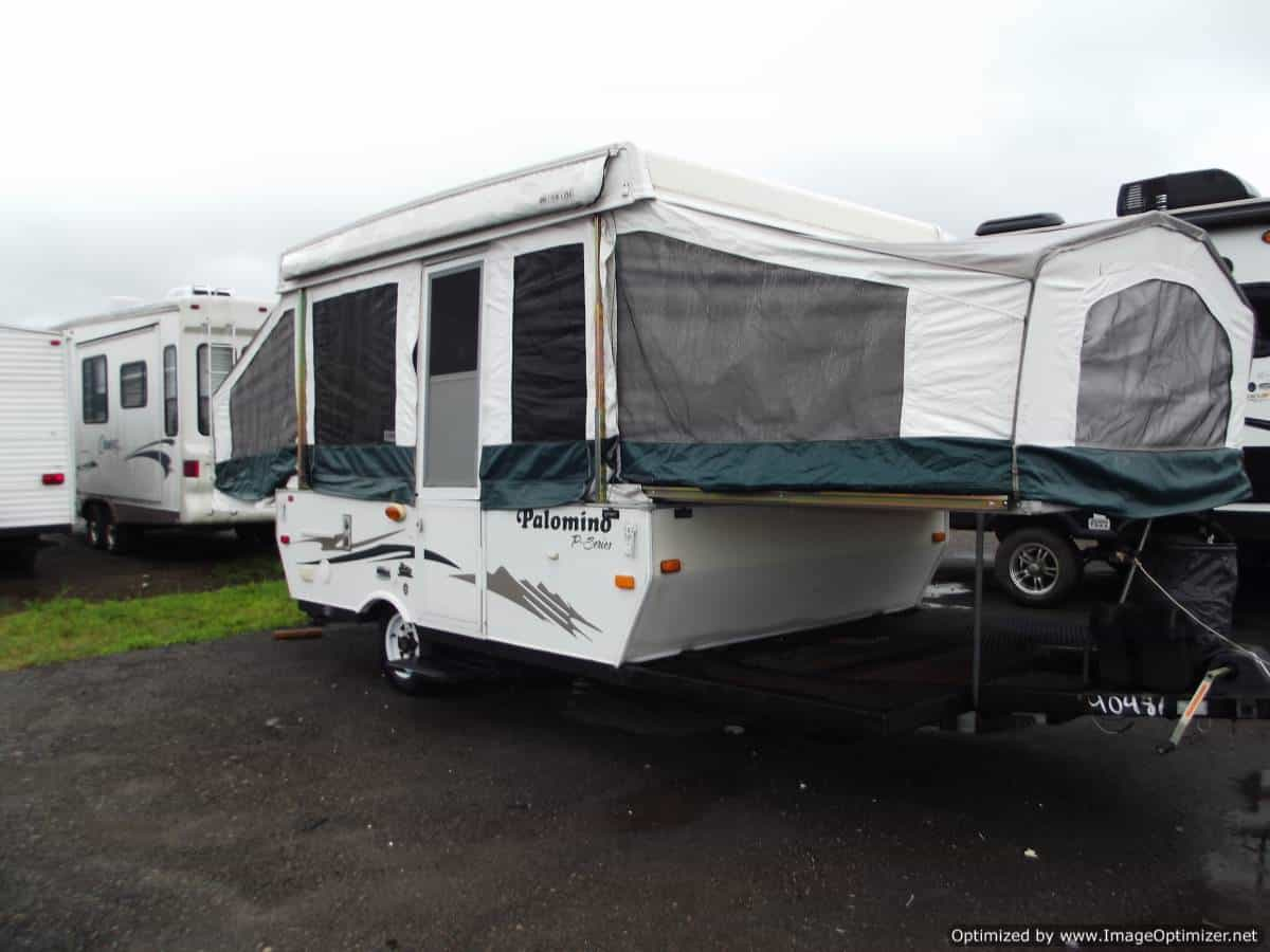 USED 2010 Forest River Palamino P SERIES