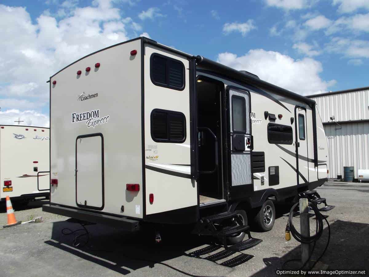 USED 2016 Forest River Freedom Express 229TBS