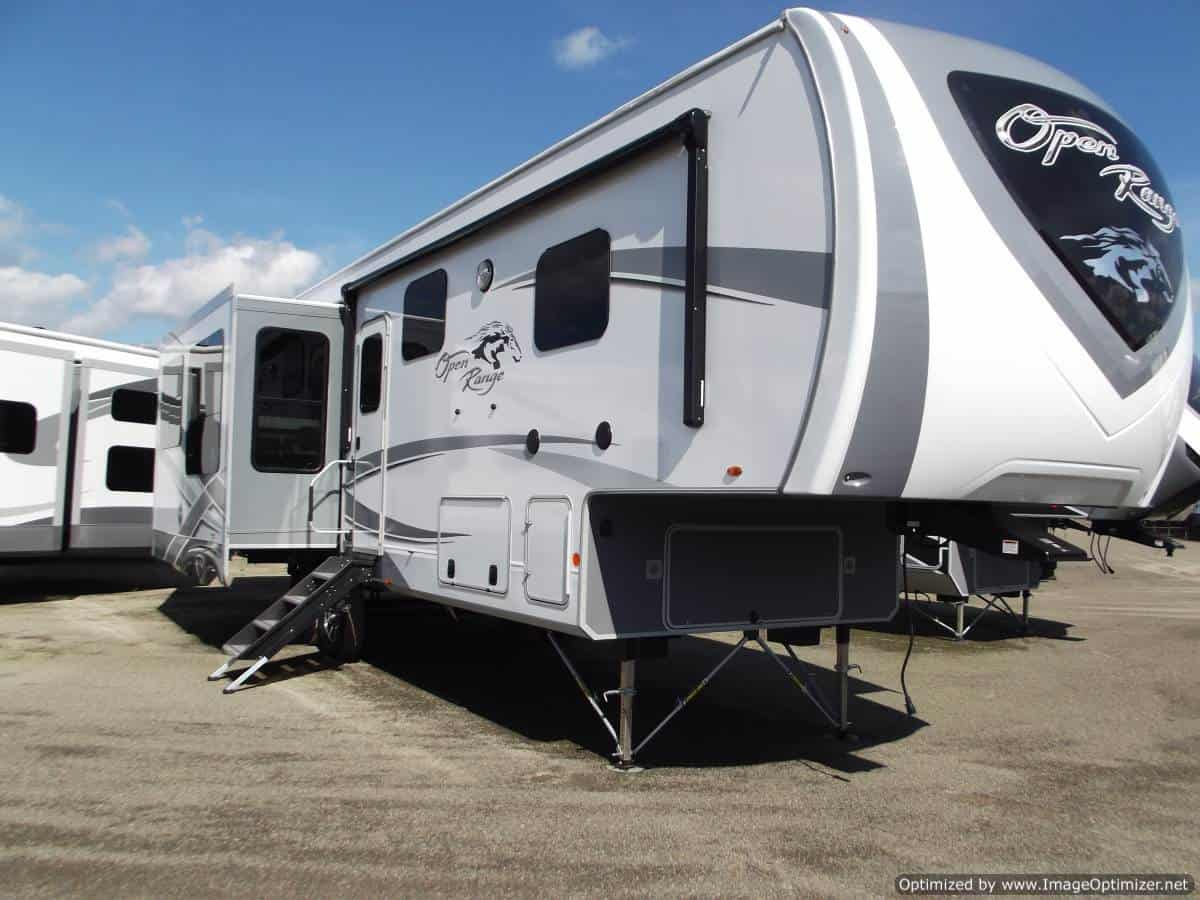 NEW 2019 Highland Ridge Open Range 314RLS