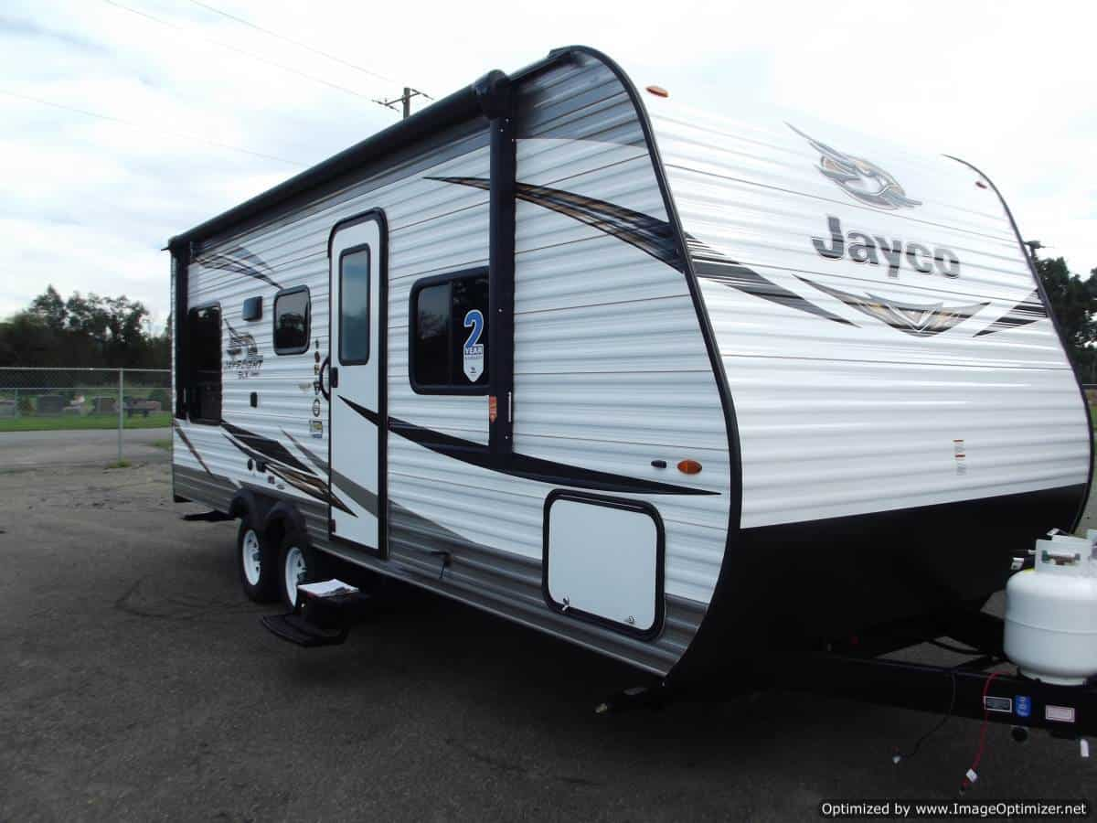 NEW 2019 Jayco Jayflight 212QB