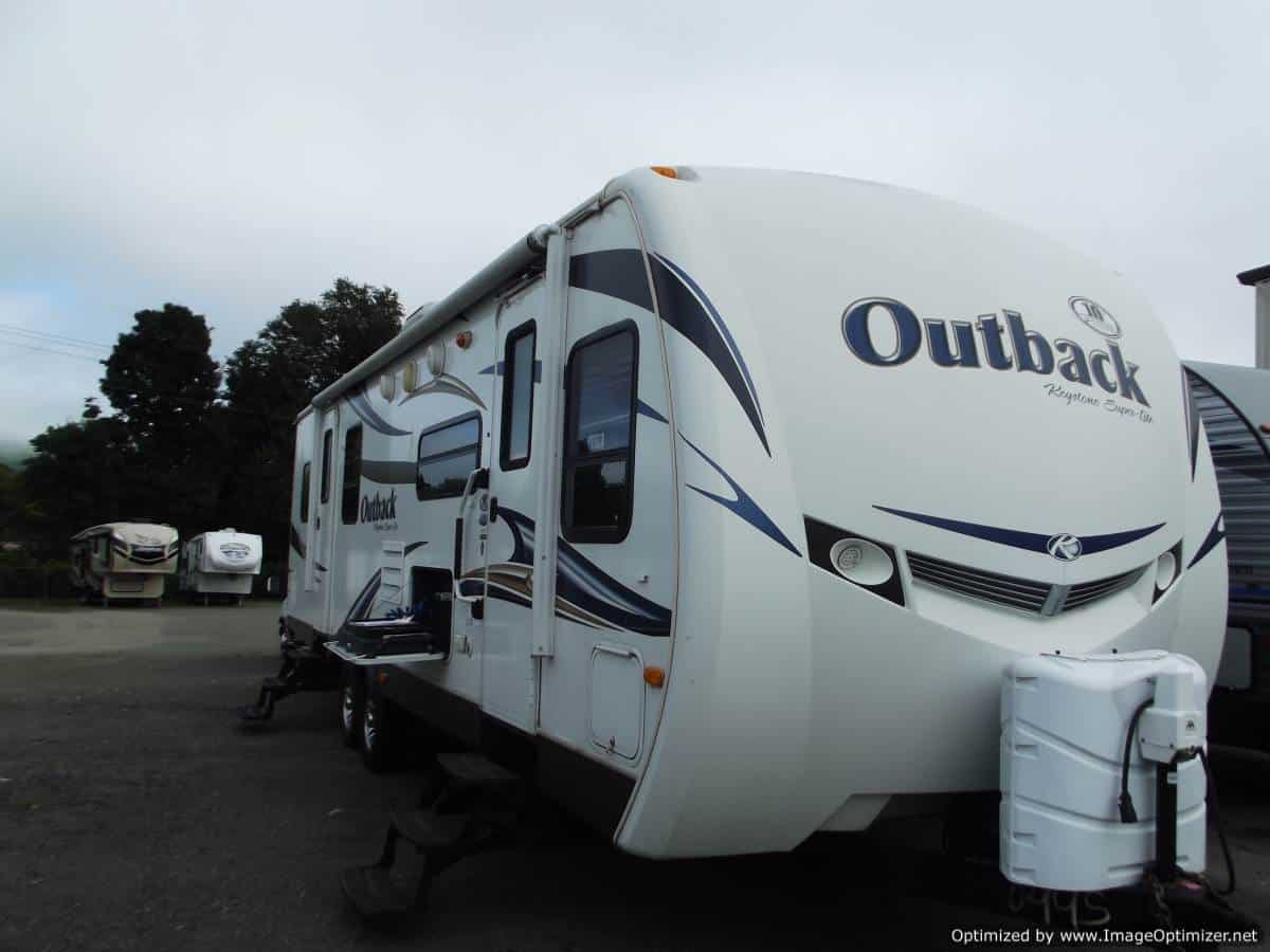 USED 2012 Keystone Outback 260FL