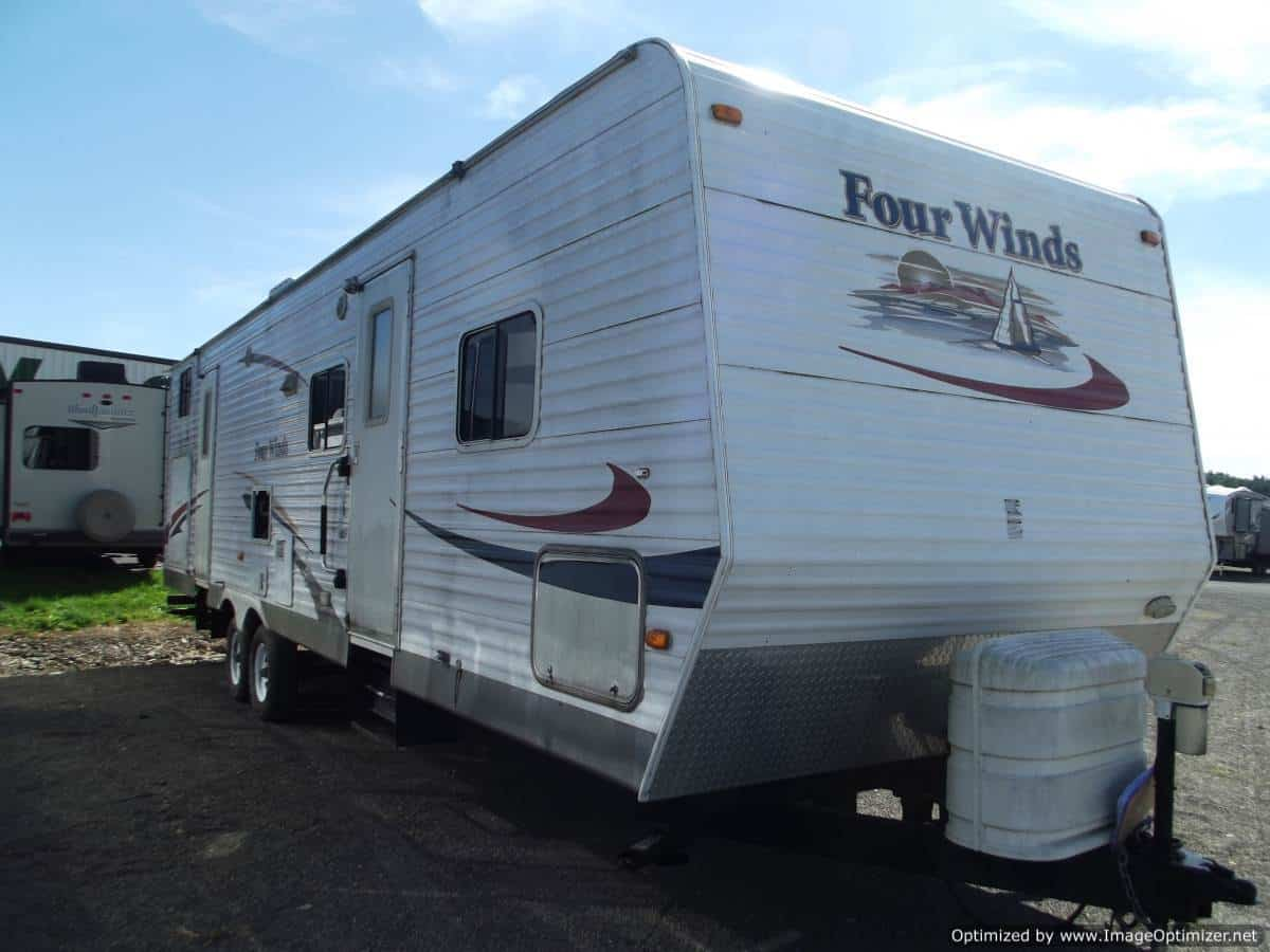 USED 2008 Thor Fourwinds 31N