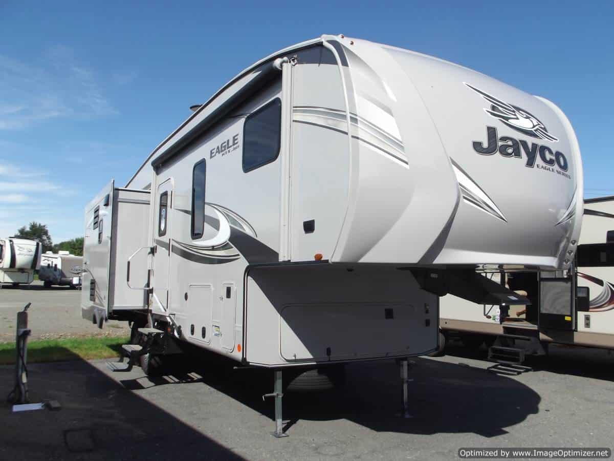NEW 2019 JAYCO EAGLE HTX 28RSX