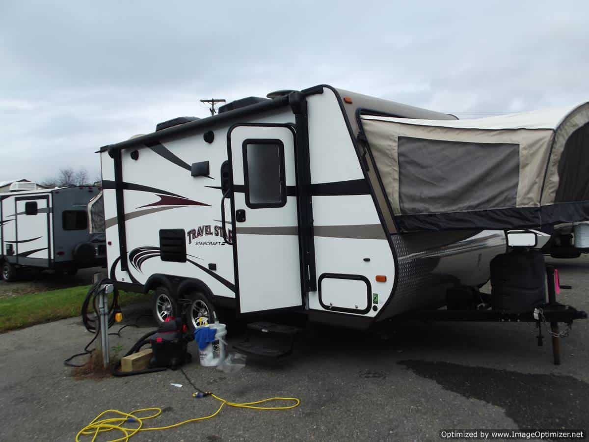 USED 2016 Starcraft Travel Star 187TB