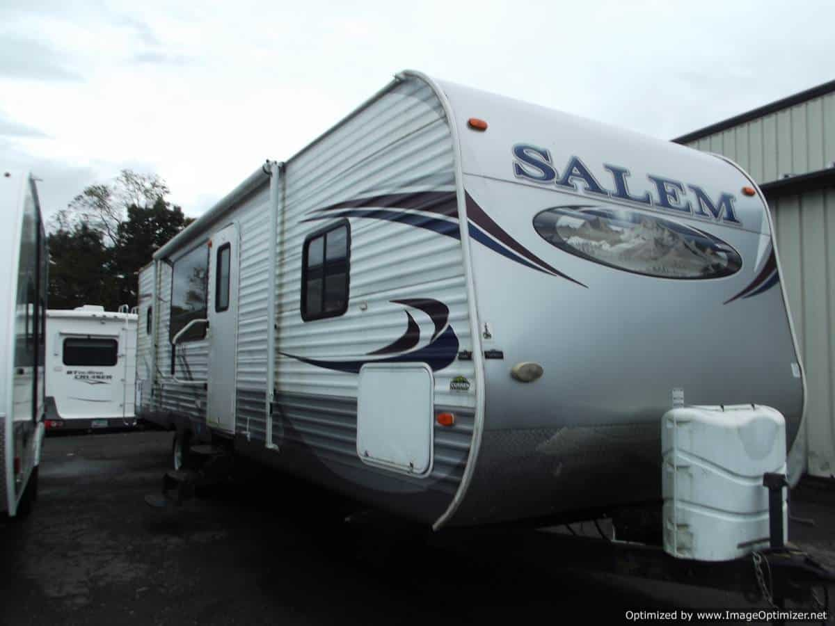 USED 2013 Forest River Salem 27RKSS