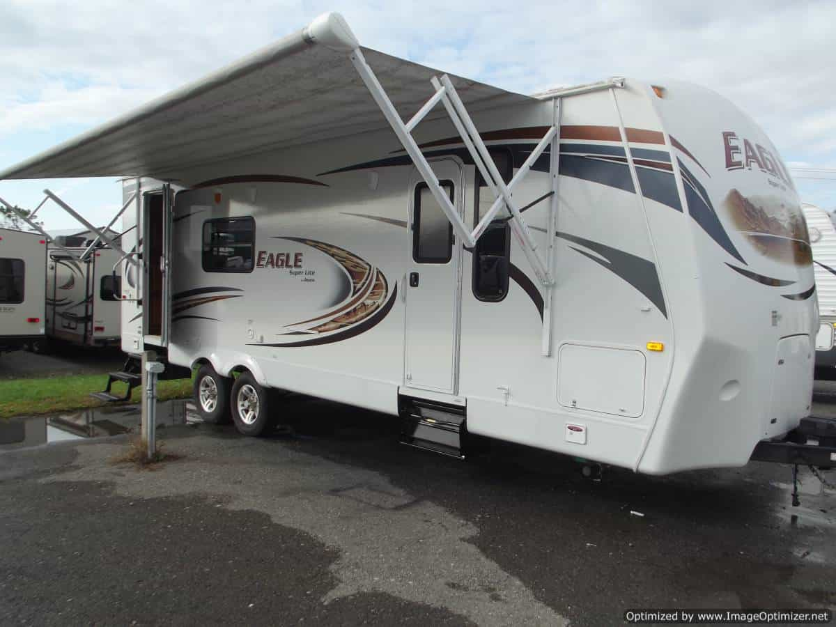 USED 2012 JAYCO EAGLE SUPER LITE 266 RKS