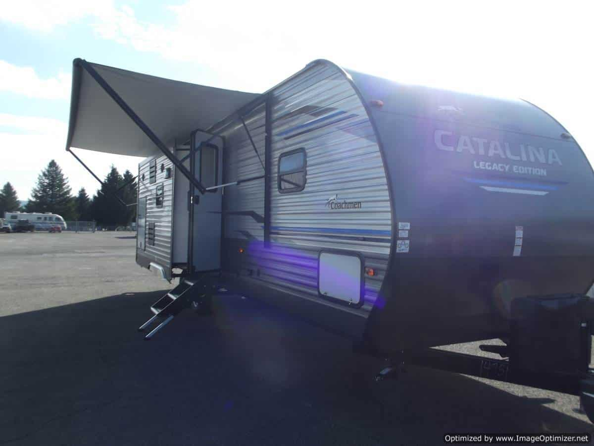 NEW 2019 FOREST RIVER COACHMEN CATALINA 293RLDS
