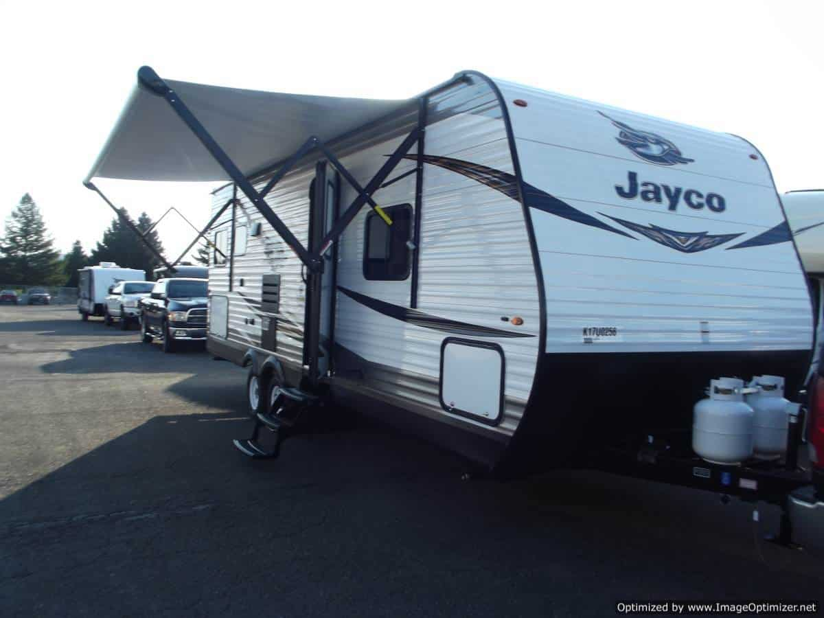 NEW 2019 JAYCO JAY FLIGHT SLX 245RLS