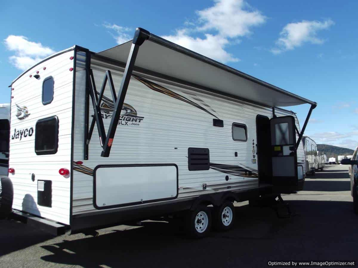 NEW 2019 JAYCO JAY FLIGHT SLX 242BHS