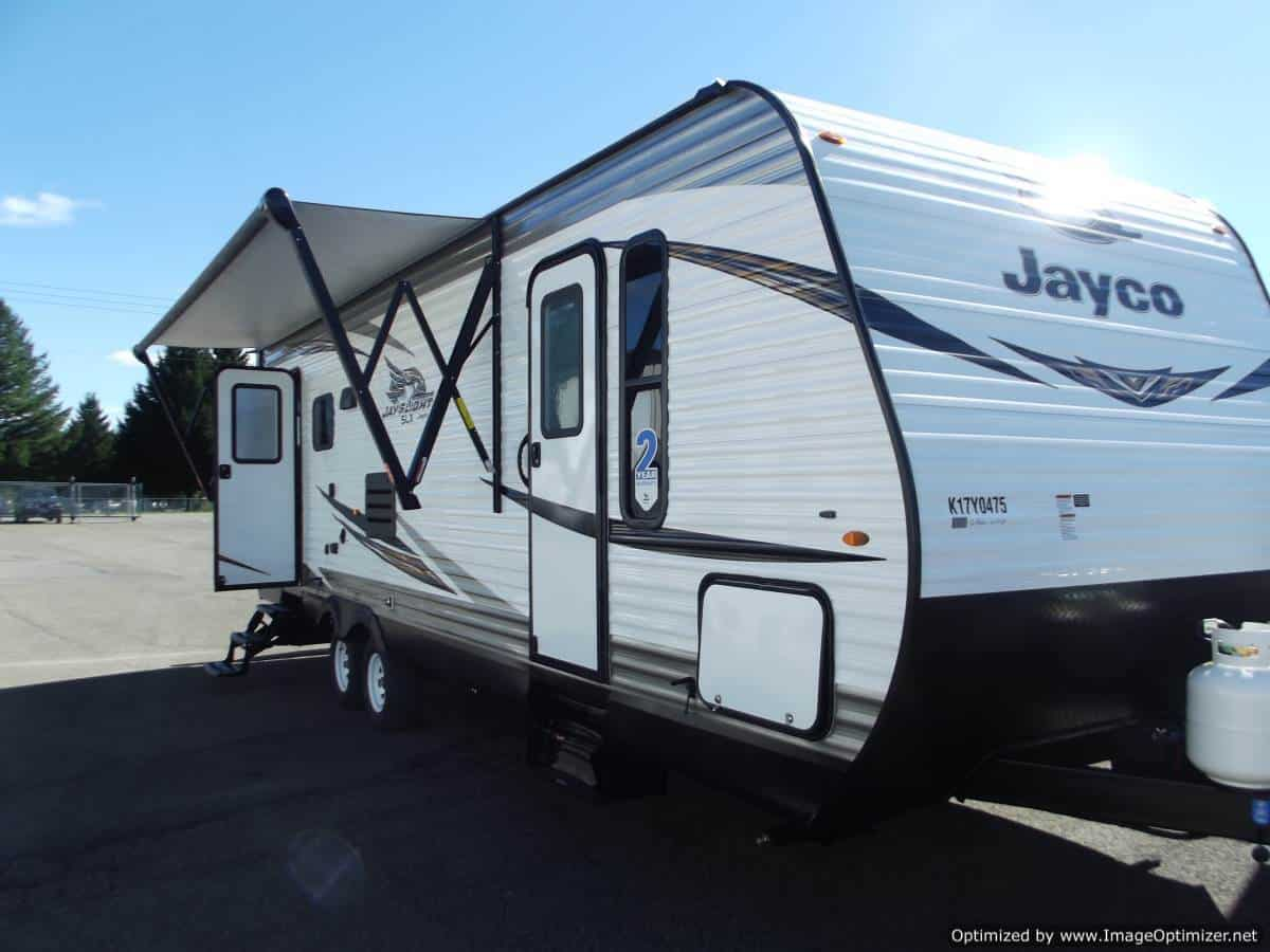 NEW 2019 JAYCO JAY FLIGHT SLX 265RLS