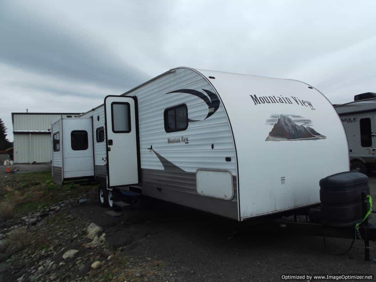 USED 2012 Skyline Mountain View Joey 307