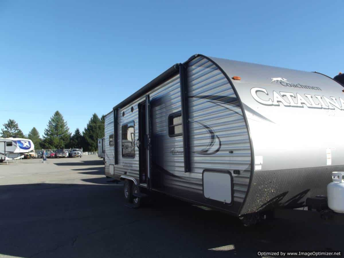 USED 2018 Forest River Catalina 261BH