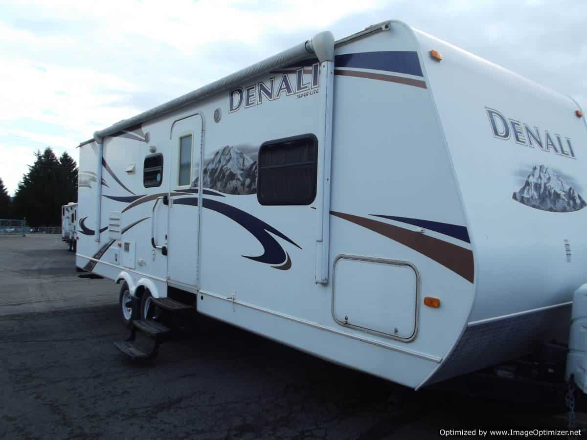 USED 2010 Dutchmen Denali Super Lite 26 FB