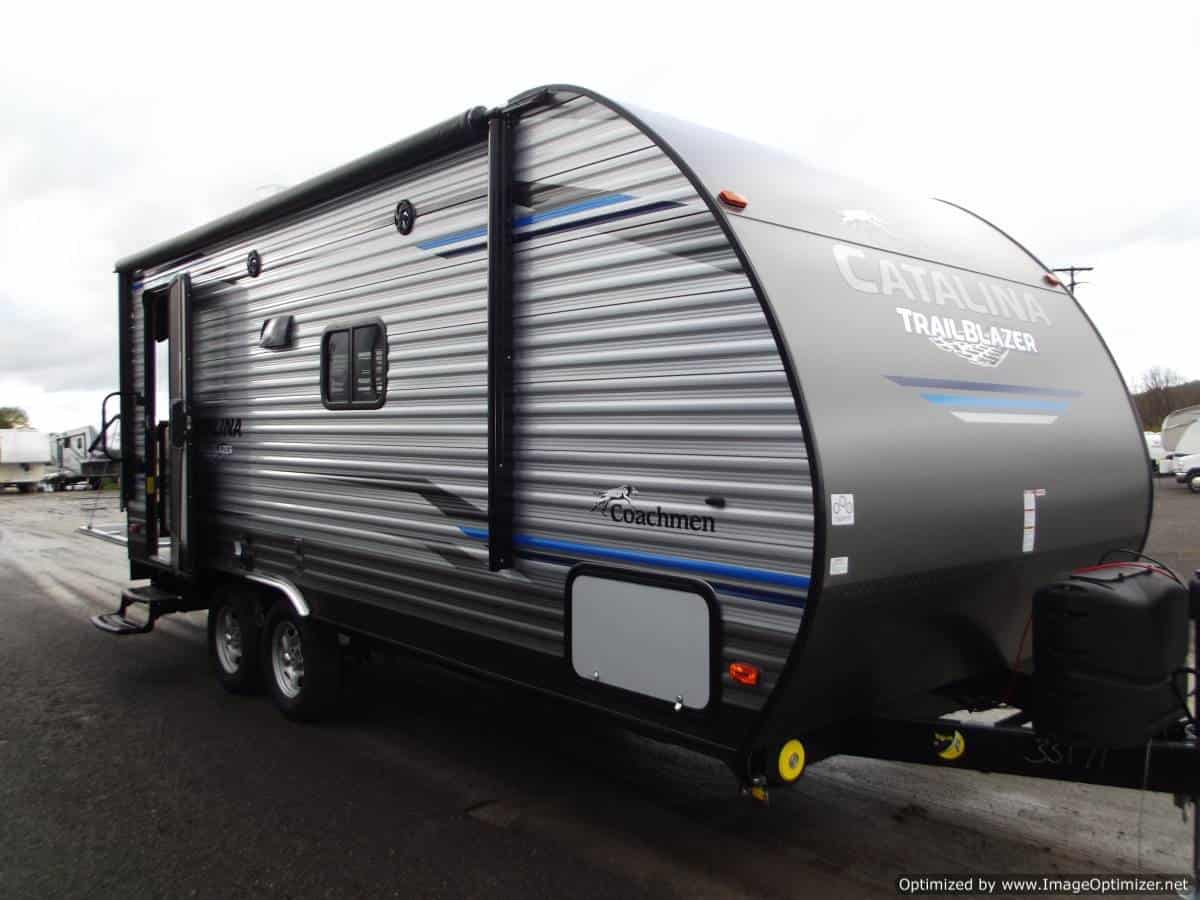 NEW 2019 Forest River Catalina 19TH