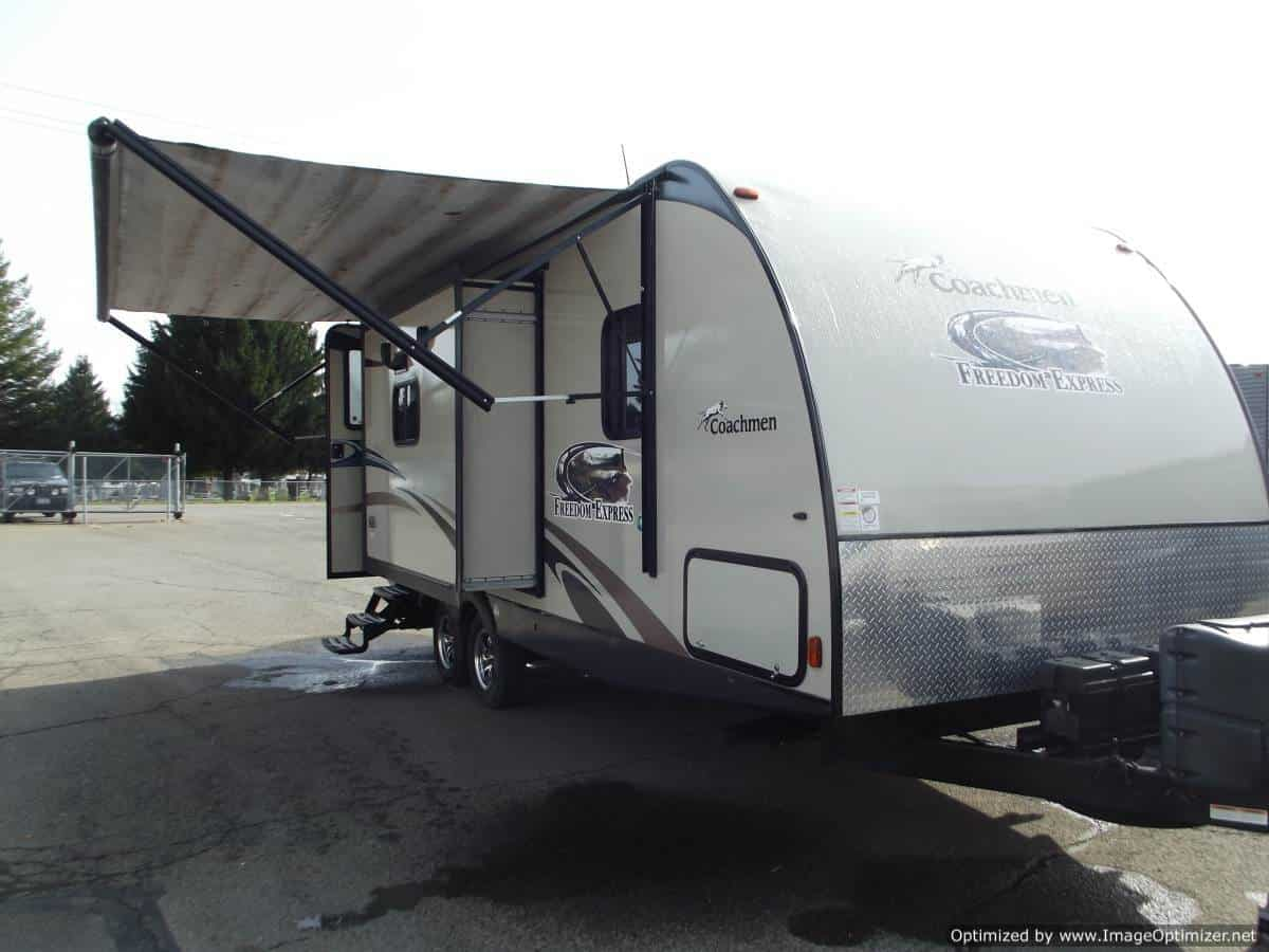 USED 2013 Forest River Freedom Express 233 RBS