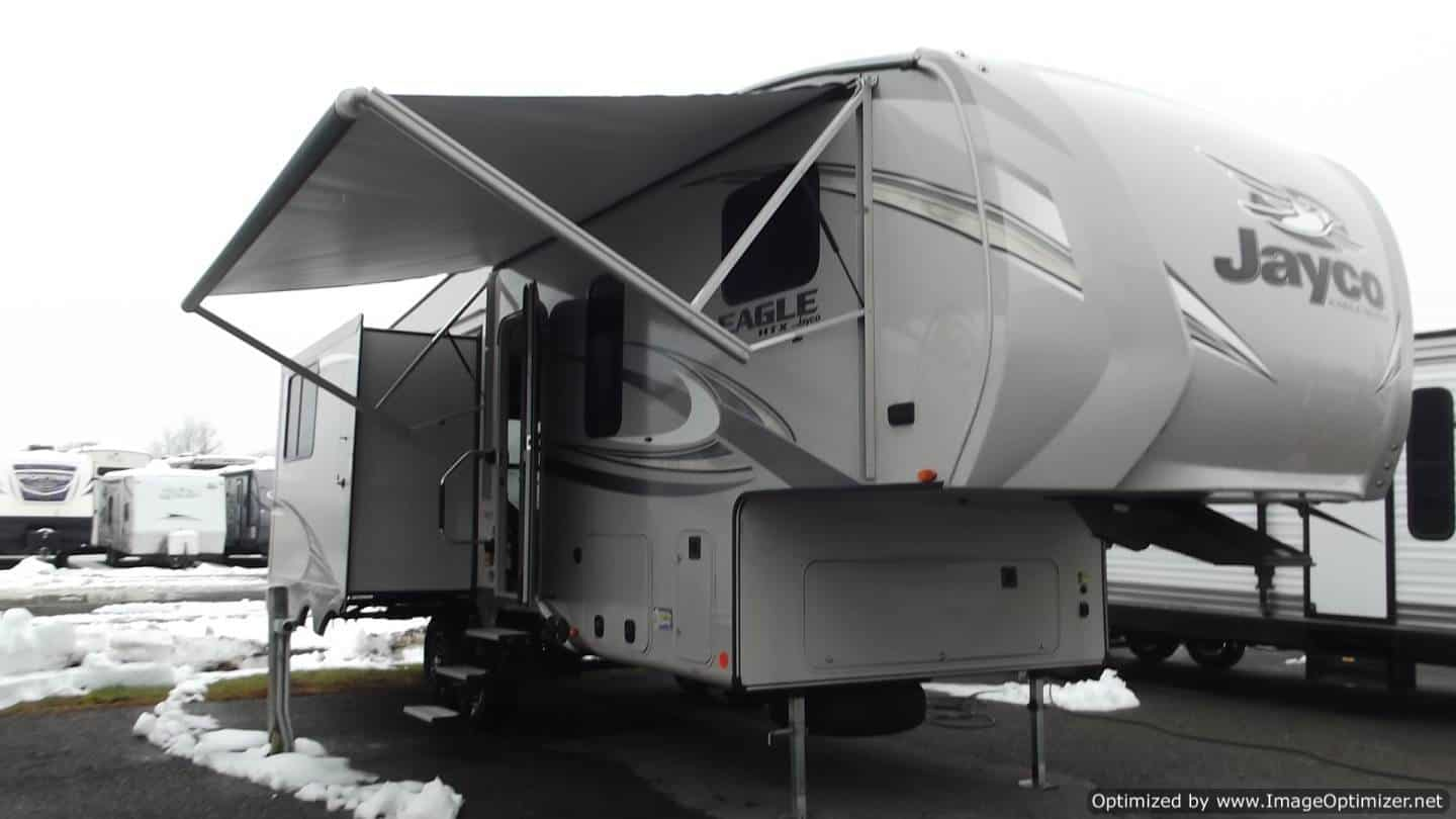 NEW 2019 JAYCO EAGLE HTX 27SGX