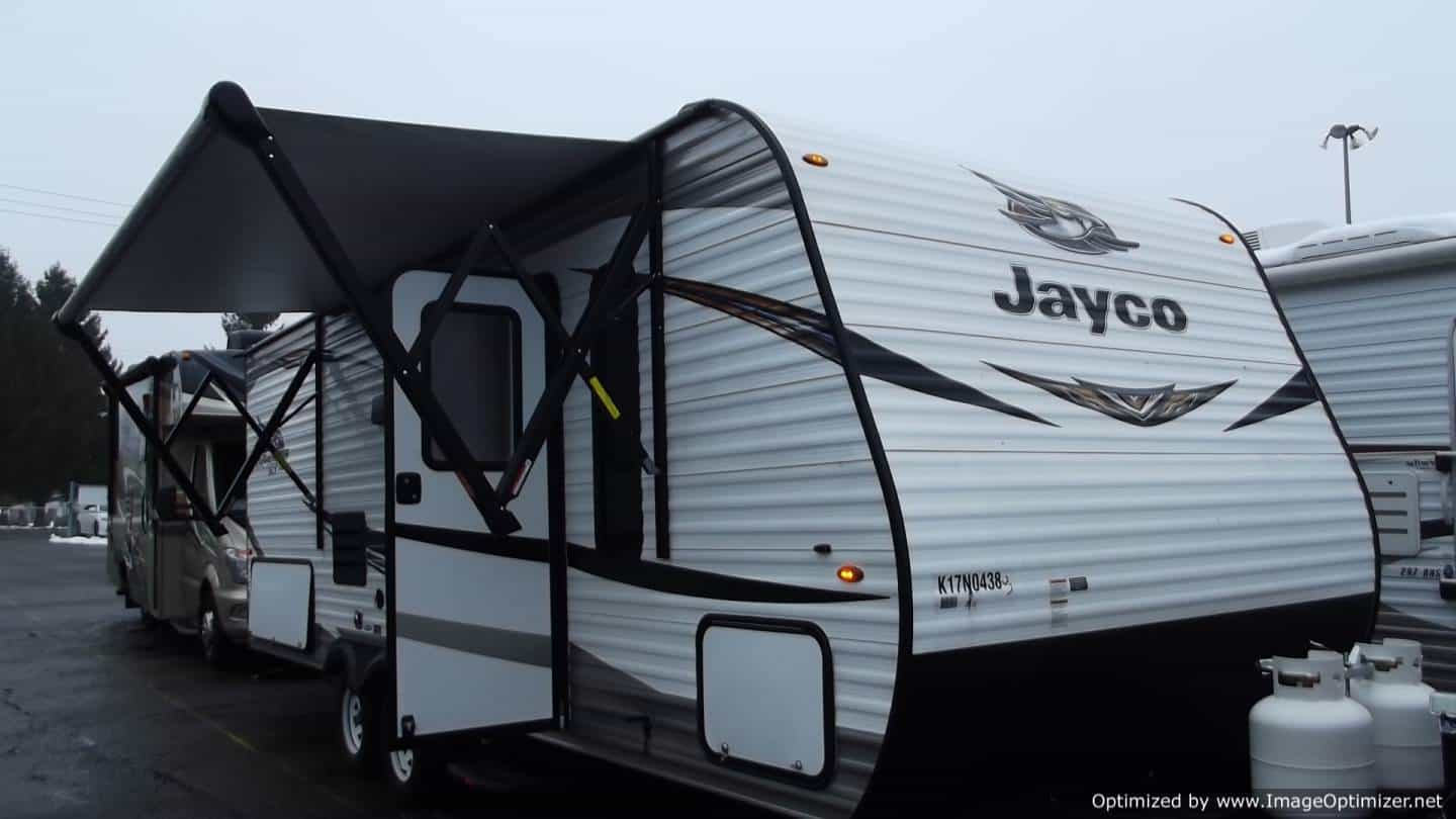NEW 2019 JAYCO JAY FLIGHT SLX 224BH