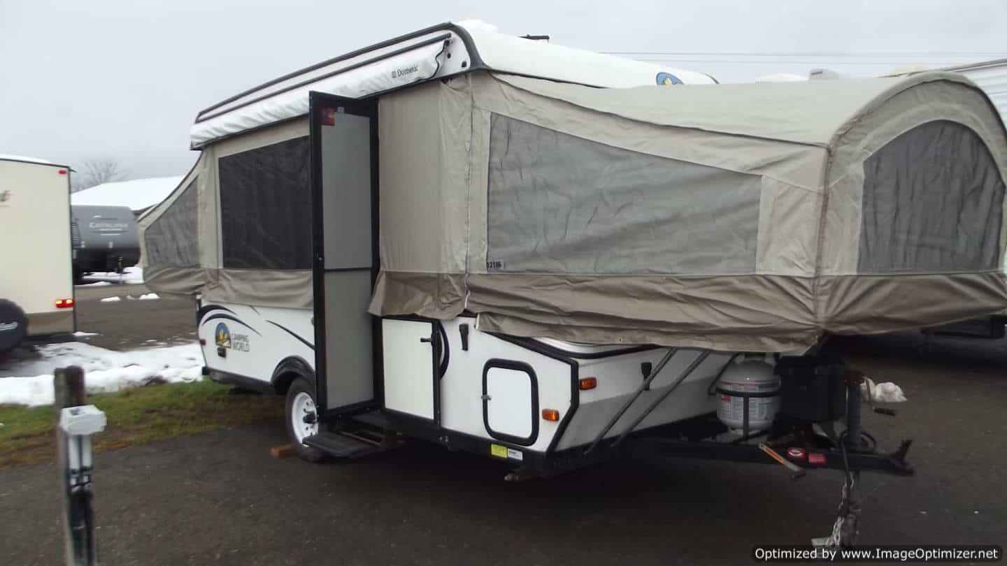 USED 2014 Palomino Viking 12 CWS