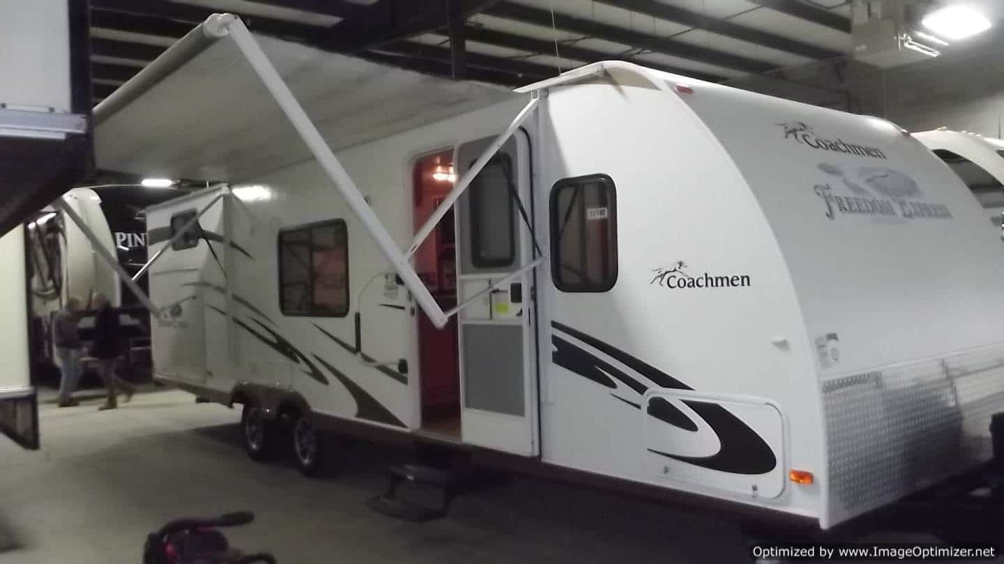 USED 2011 Forest River Freedom Express 291 QBS