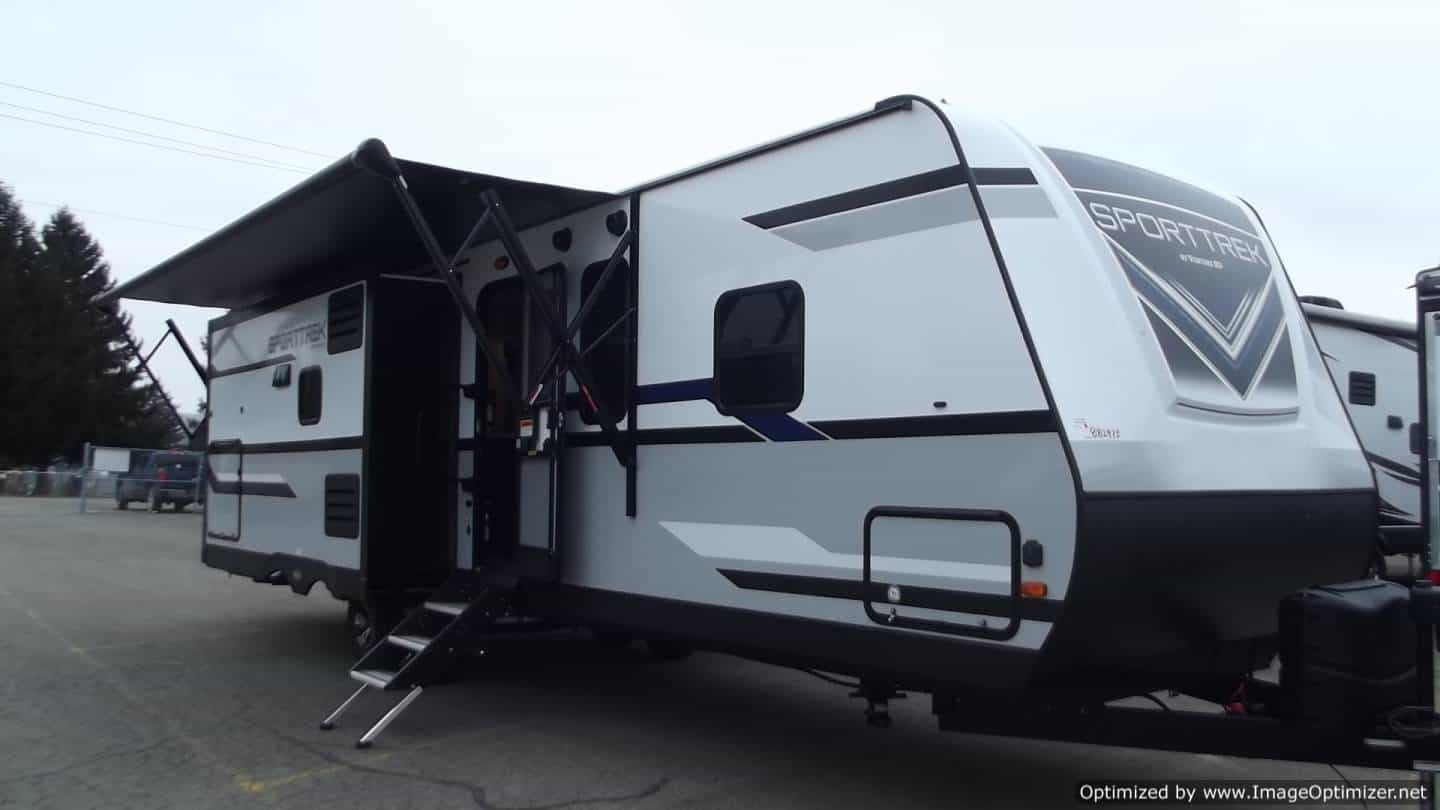 NEW 2019 VENTURE RV SPORT TREK ST312VIK