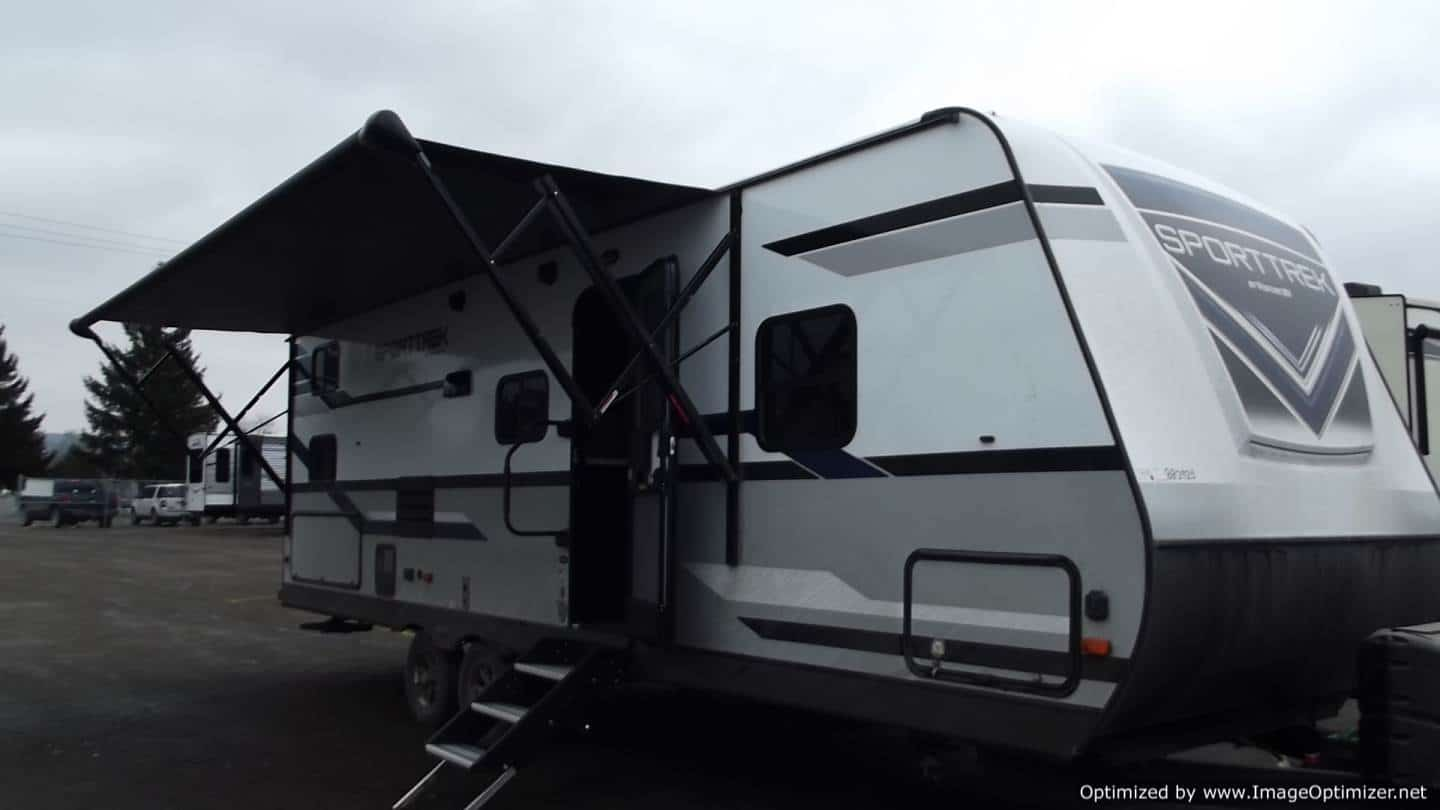 NEW 2019 VENTURE RV SPORT TREK 270VBH