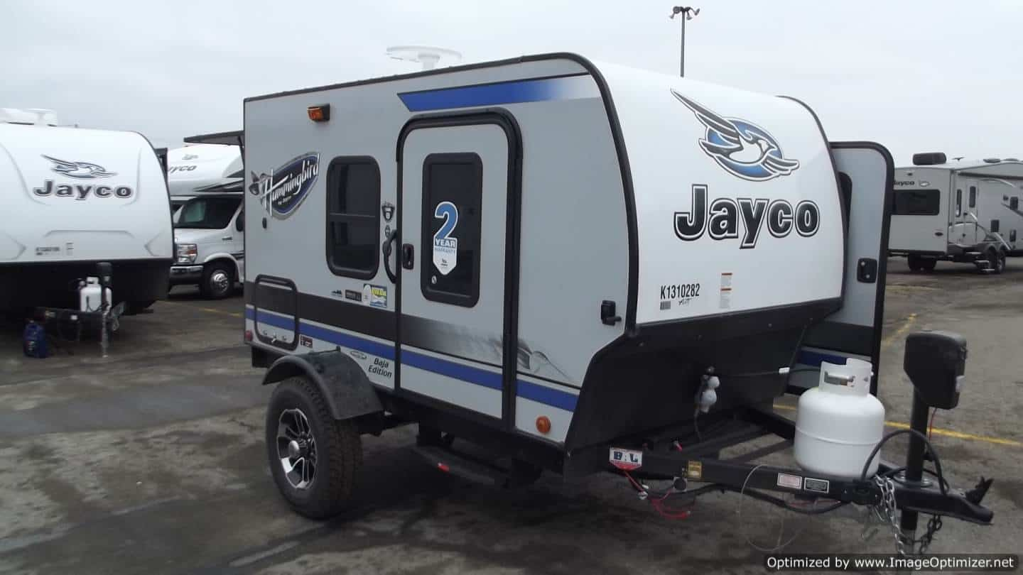 NEW 2019 JAYCO HUMMINGBIRD 10RK