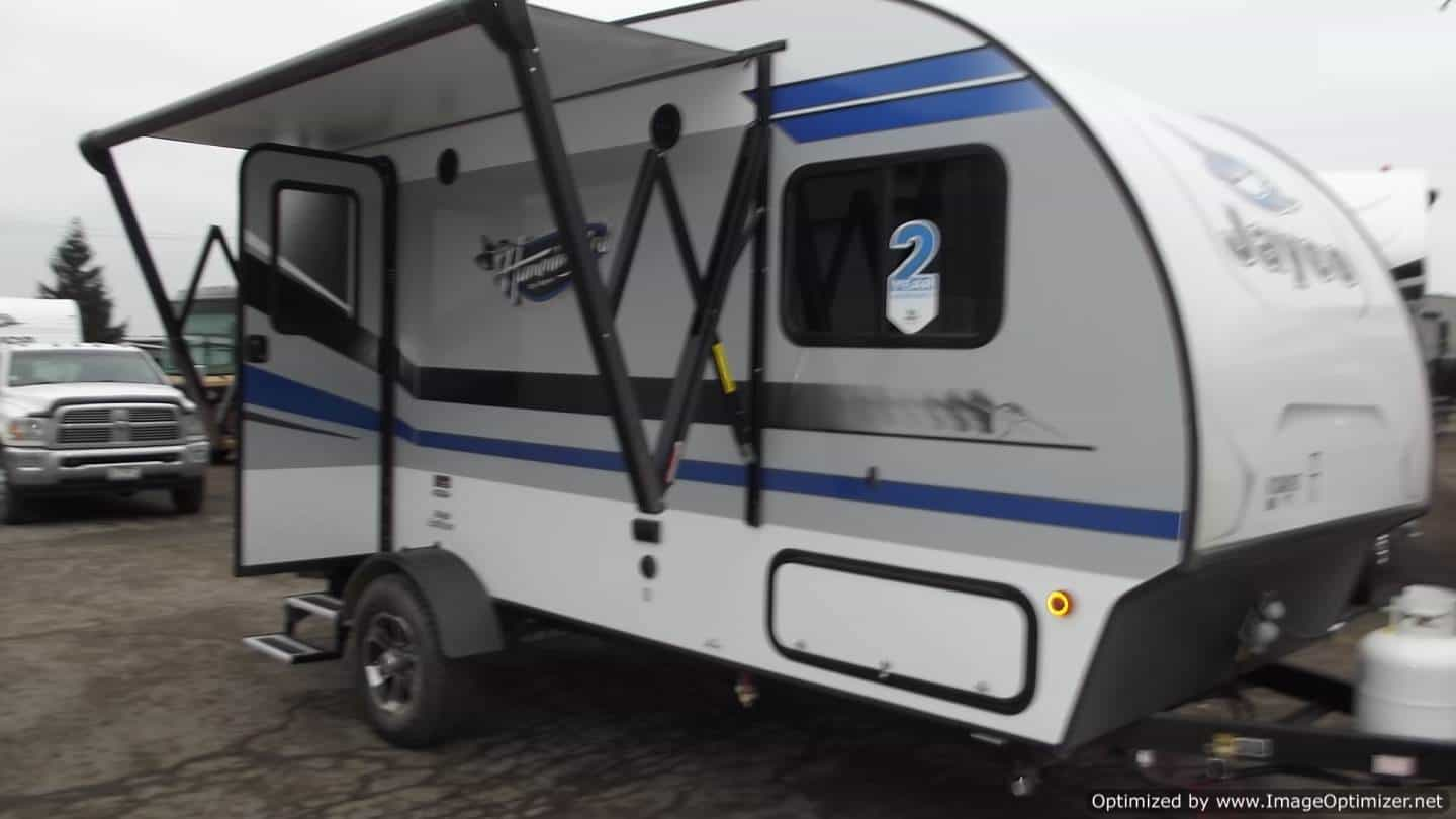NEW 2019 JAYCO HUMMINGBIRD 17RK
