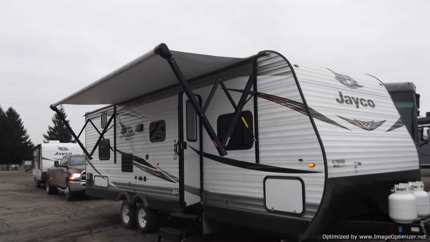 NEW 2019 JAYCO JAY FLIGHT SLX 267BHS