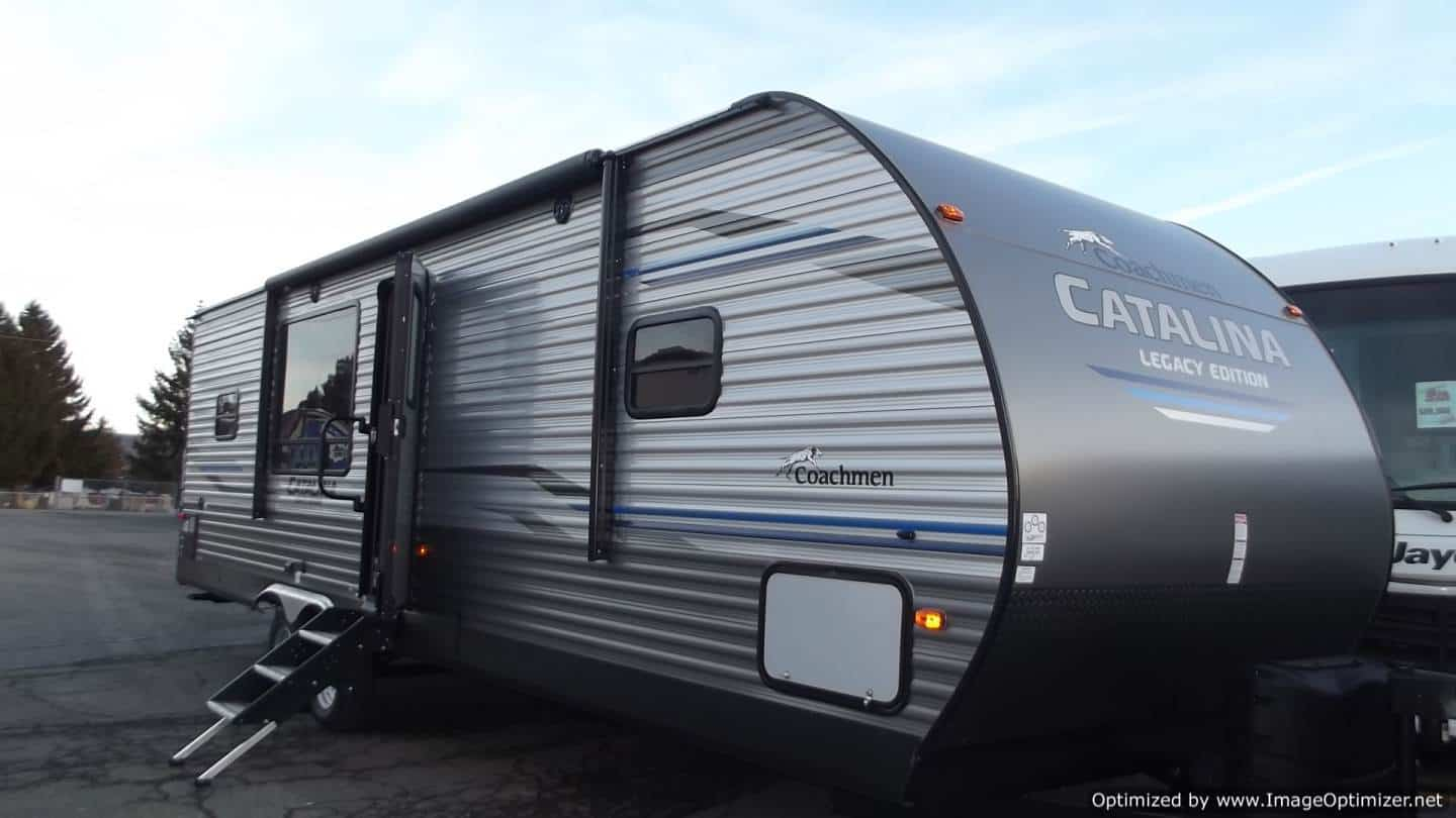 NEW 2019 FOREST RIVER COACHMEN CATALINA 283RKSLE