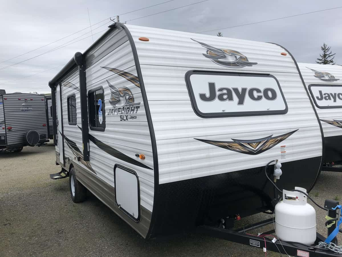 NEW 2019 JAYCO JAY FLIGHT SLX 195RB