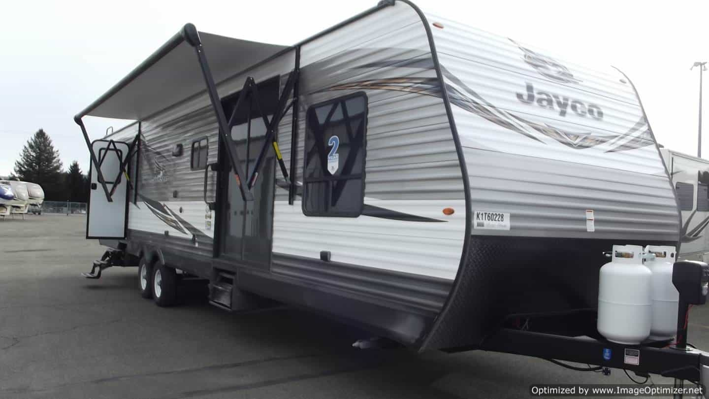 NEW 2019 JAYCO JAY FLIGHT 38BHDS