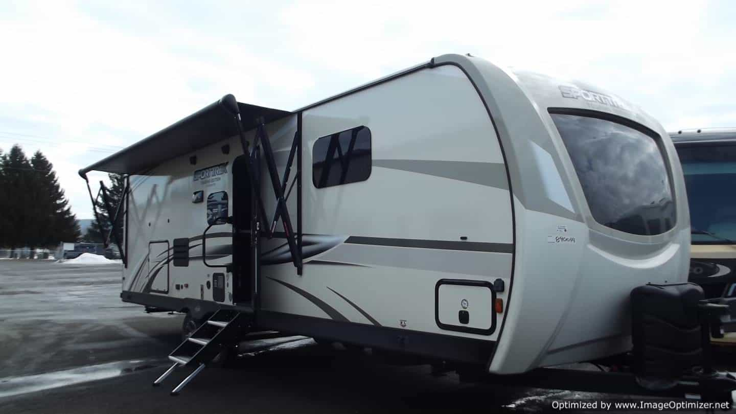 NEW 2019 VENTURE RV SPORT TREK 302VRB