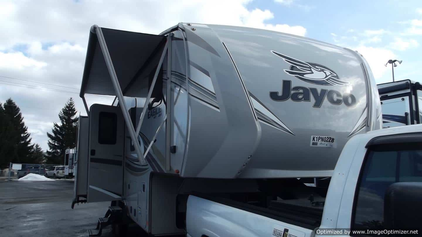 NEW 2019 JAYCO EAGLE HT 27.5RLTS