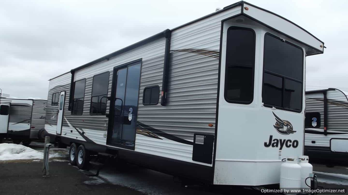 NEW 2019 JAYCO JAY FLIGHT BUNGALOW 40FKDS