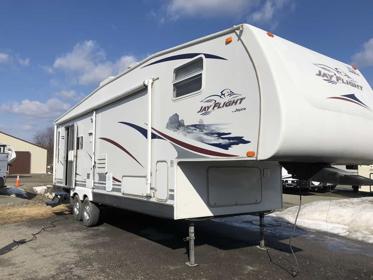 USED 2007 Jayco Jayflight 28.5RLS