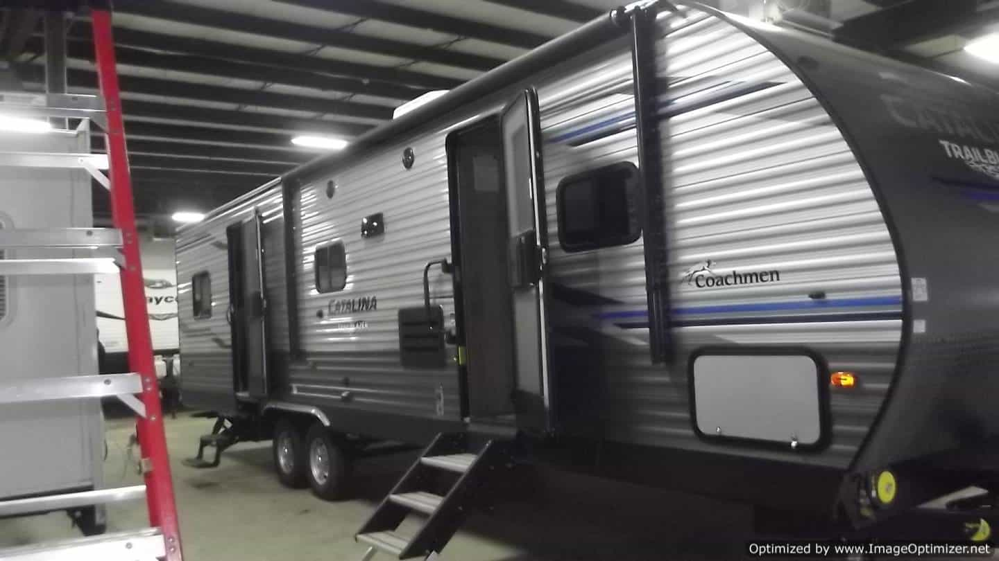 NEW 2019 FOREST RIVER COACHMEN CATALINA 29THS