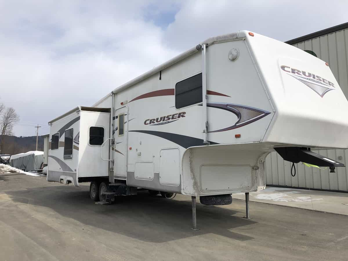 USED 2007 Crossroads Rv Crossroads Cruiser 30SK