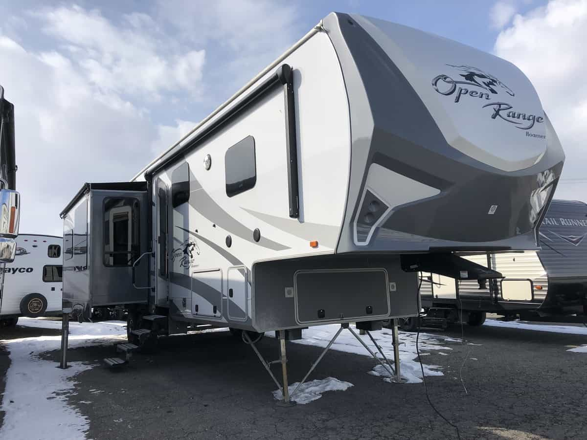 USED 2017 Highland Ridge Open Range 348 RLS