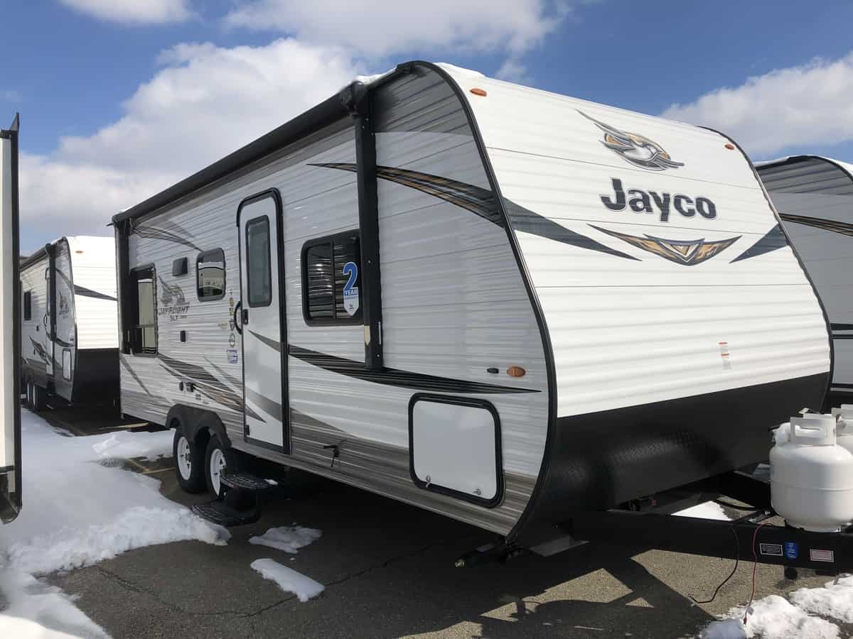 USED 2018 Jayco Jayflight Slx 212QB
