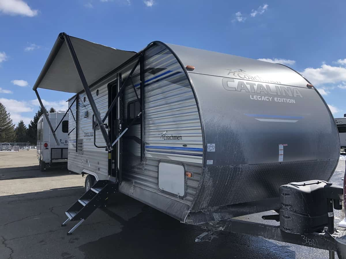 NEW 2019 Forest River Catalina 243RBSLE