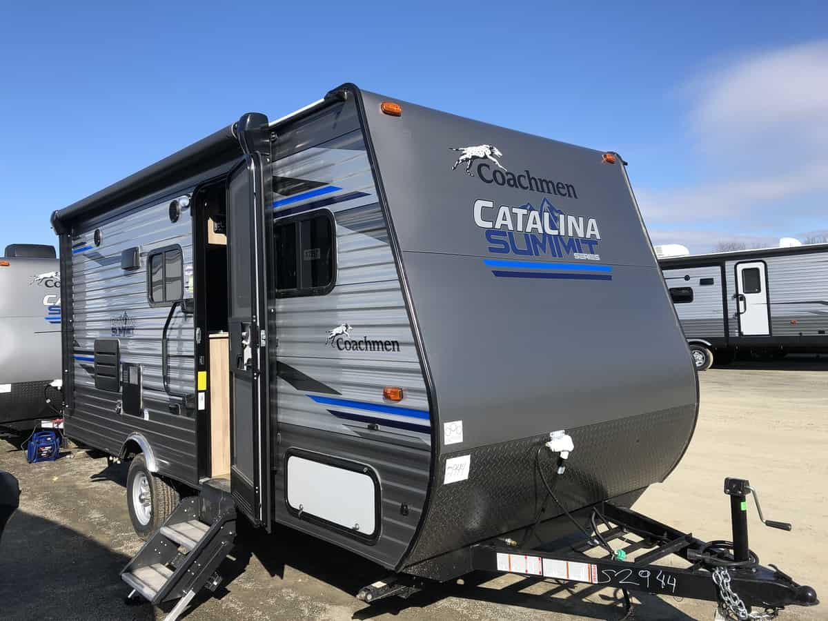 NEW 2019 FOREST RIVER COACHMEN CATALINA 172BHS