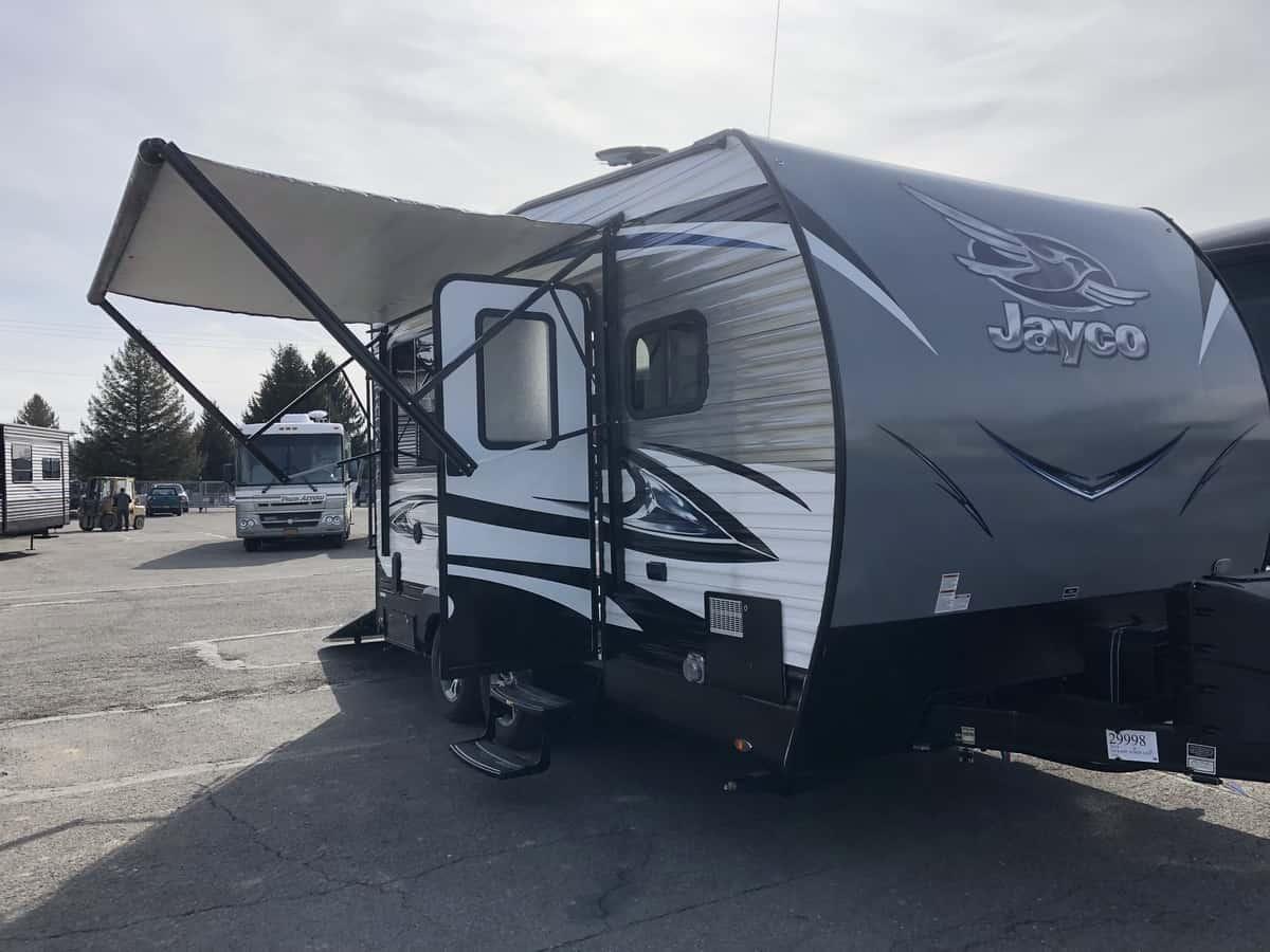 USED 2018 Jayco Octane SL 161
