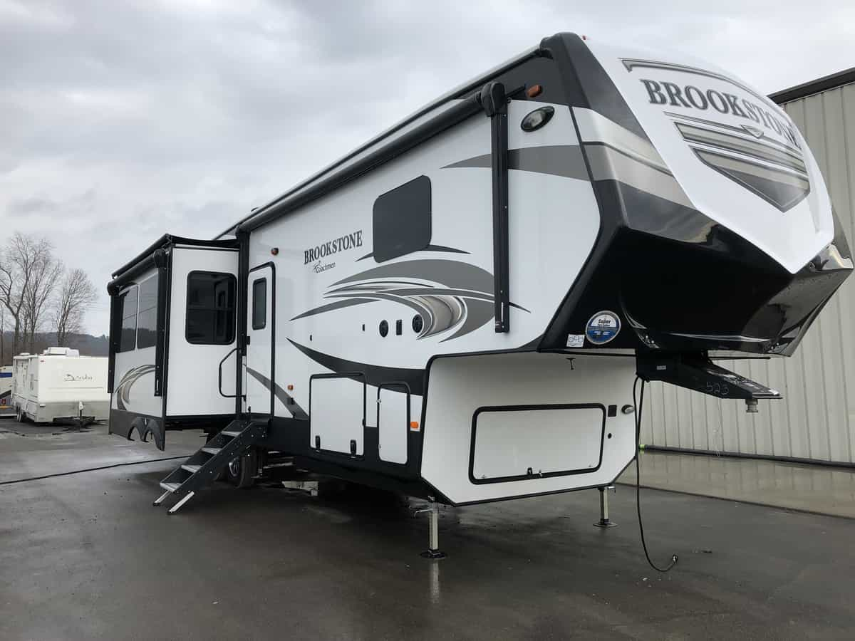 NEW 2020 Forest River Brookstone 310RL